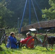 WERRATAL-Radtouren - Fahrradurlaub sportiv oder genussbetont Bild 1